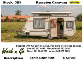 1995 Sprite Solar OB5