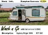 1999 Gypsey Regal 3548L