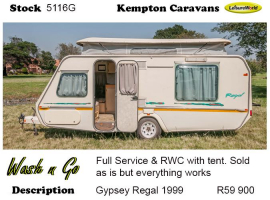 1999 Gypsey Regal