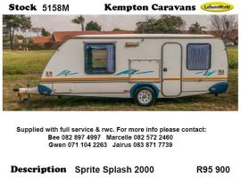 2000 Sprite Splash 5158M