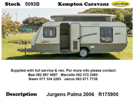 2006 Jurgens Palma 5093B