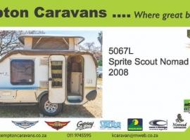 2008 Sprite Scout Nomad (5067L)