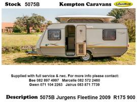 2009 Jurgens Fleetline 5075B