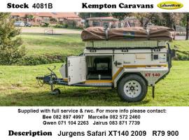 2009 Jurgens Safari Xt140  4081B