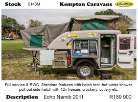 2011 Echo Namib