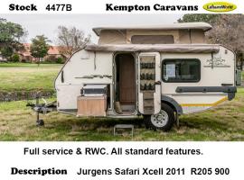 2011 Jurgens Safari Xcell 2011 4477B