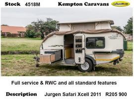 2011 Jurgens Safari Xcell 4518M