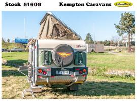 2014 Jurgens Safari Xcape 5160G
