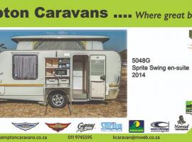 2014 Sprite Swing En-Suite (5048G)