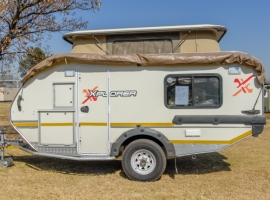 2016 JURGENS SAFARI XPLORER (4900B)
