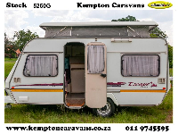 1997 Ci Escape 1 Caravan (On road)