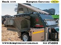 2016 Conquerer Companion Caravan (Off-Road)