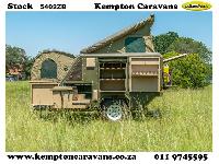 2011 Conquerer Companion Caravan (Off-Road)