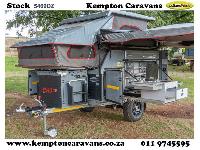 2018 Echo Chobe Tec 1 Caravan (Off-Road)