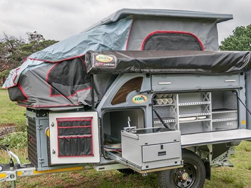 Used 2018 Echo Chobe Tec 1 Caravan (Off-Road) For Sale