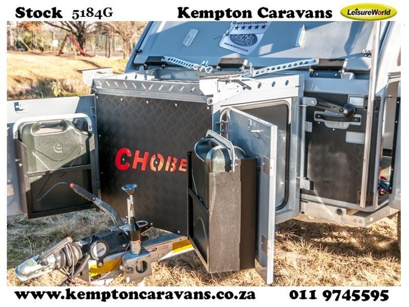 Used 2019 Echo Chobe Tec 1 Caravan (Off-Road) For Sale, Gauteng