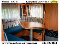 2012 Fendt Saphir Caravan (On road)