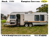 1997 Gazelle 710 Caravan (On road)