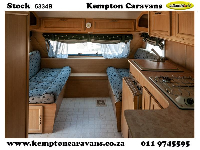 1994 Gypsey Caravette 5 Caravan (On road)