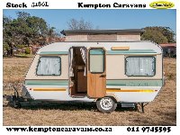 1987 Gypsey Caravette 5 Caravan (On road)