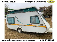 1998 Gypsey Rapture Caravan (On Road)