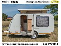 2006 Gypsey  Rascal Caravan (On Road)