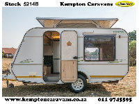 2010 Gypsey Rascal Caravan (On Road)