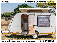 2007 Gypsey Rascal Caravan (On road)