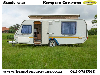 2003 Gypsey Regal Caravan (On road)