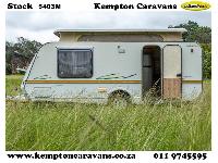 2014 Gypsey Regal Caravan (On road)