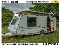 2012 Gypsey Regal Caravan (On Road)