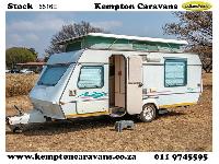 1994 Gypsey Regal Caravan (On Road)