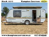 2015 Gypsey Regal Caravan (On Road)