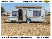 2004 Gypsey Regal Caravan (On Road)