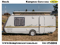 2013 Gypsey  Regal Caravan (On road)