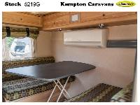 2013 Gypsey Regal Caravan (On road)