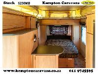 2008 Gypsey Regal Caravan (On Road)