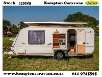 2008 Gypsey Regal Caravan (On Road)