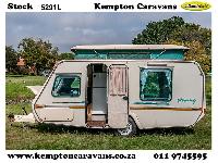 2000 Gypsey Romany Caravan (On Road)