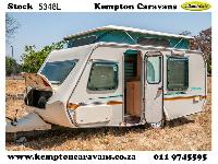 1999 Gypsey Romany Caravan (On Road)