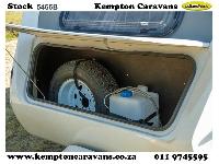 2014 Gypsey Romany Caravan (On road)