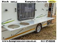 2010 Gypsey Romany Caravan (On road)