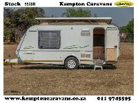 2008 Gypsey Romany Caravan (On Road)