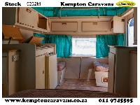 1995 Gypsey Romany Caravan (On Road)