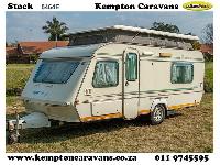 1994 Gypsey Royale Caravan (On road)
