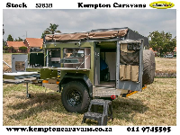 2018 Invader Duo Caravan (Off-Road)