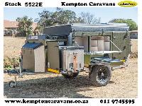 2016 Invader Duo Caravan (Off-Road)