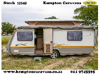 2020 Invader Duo Caravan (Off-Road)