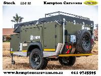 2016 Invader Quattro Caravan (Off-Road)