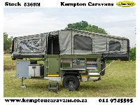 2018 Invader Quattro Caravan (Off-Road)